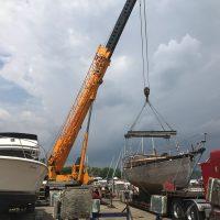 boat-crane